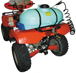 ATV Boomless Sprayer