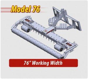 Model-76-3 Ground Effect