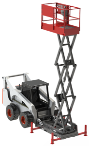 Skid-Lift-up-with-skid-steer
