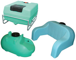 Sprayer Tanks Without Pumps