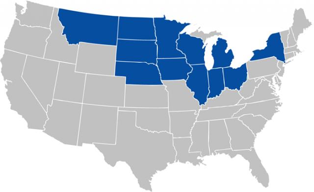 NCM Dealer States